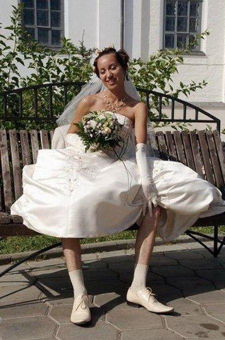 невесты неудачные фото внимание