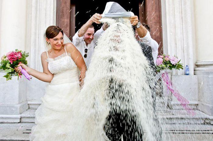 Как сделать свою свадьбу яркой и незабываемой