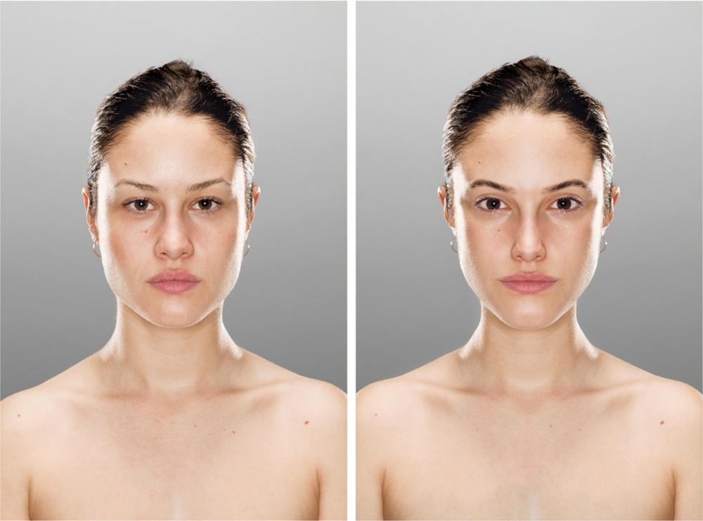 воркшопа почему лицо получается кривым когда фотографируюсь фотошоп позволяет менять
