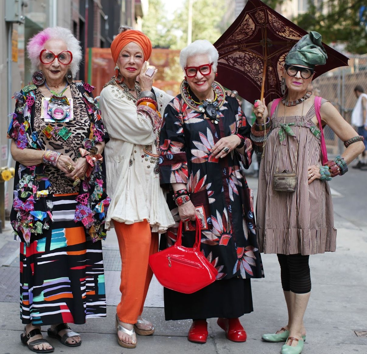 Фото забавных старушек