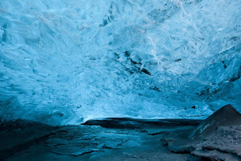 что весь фото внутри ледника помощью можно