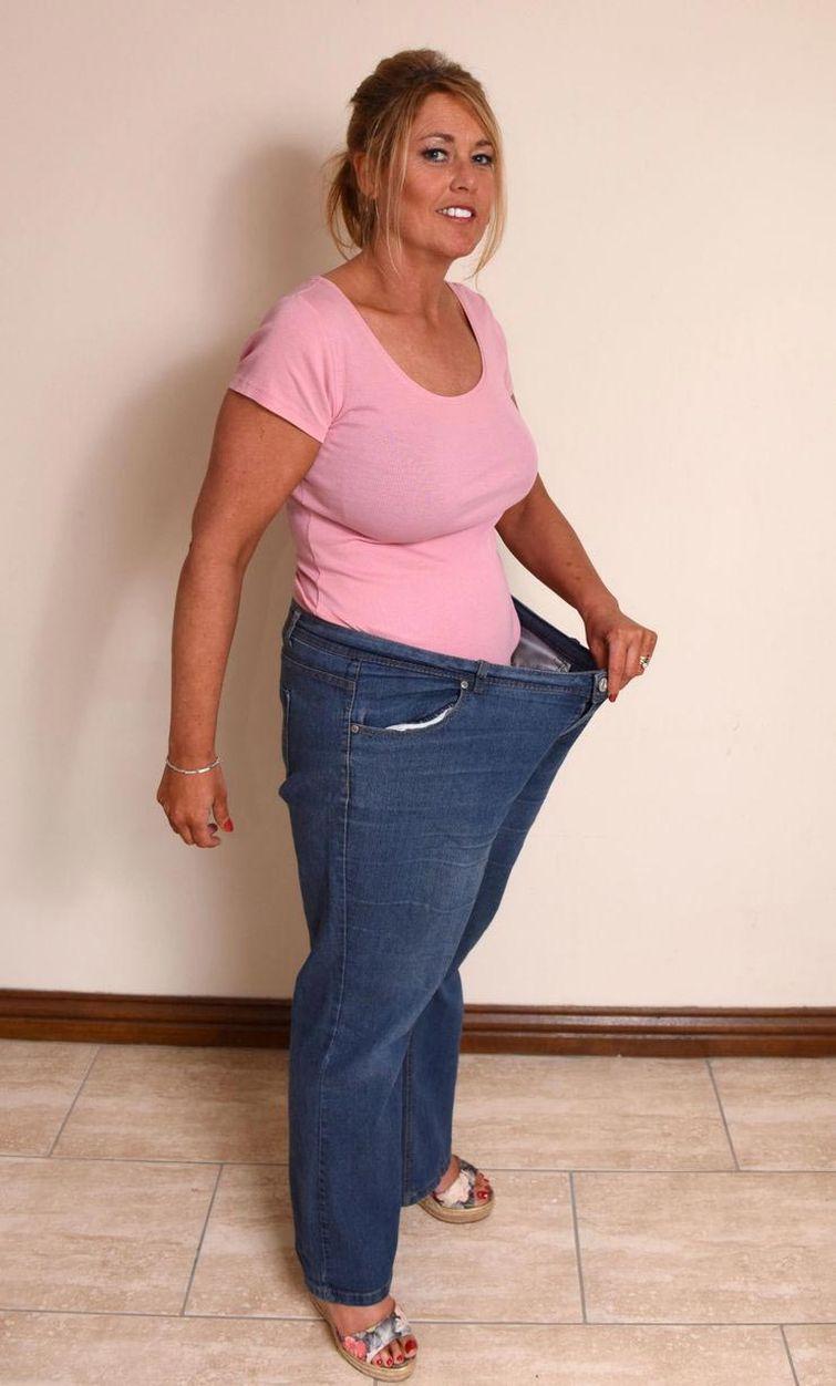 похудеть на 25 килограмм за 4 месяца