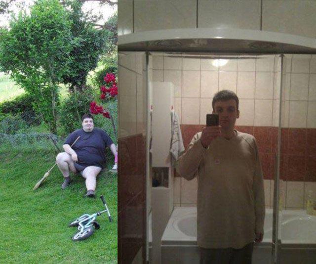 80 кг похудели