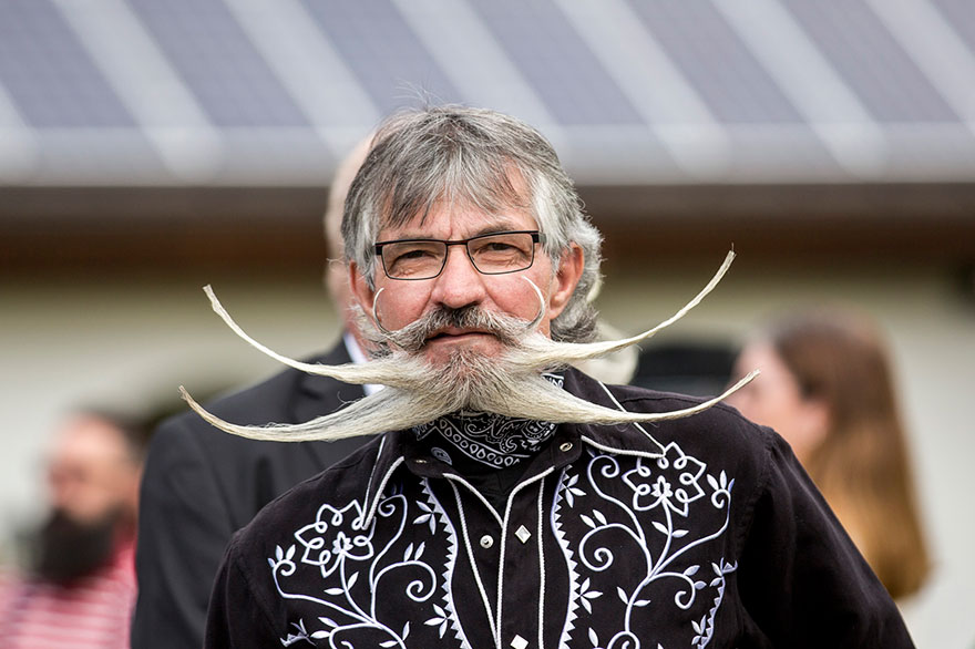 мировой чемпионат бород и усов, World Beard And Moustache Championships 2015