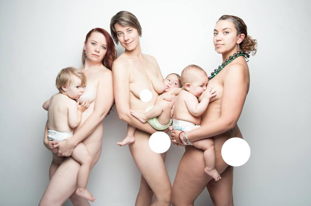 Фотки Голая Мать