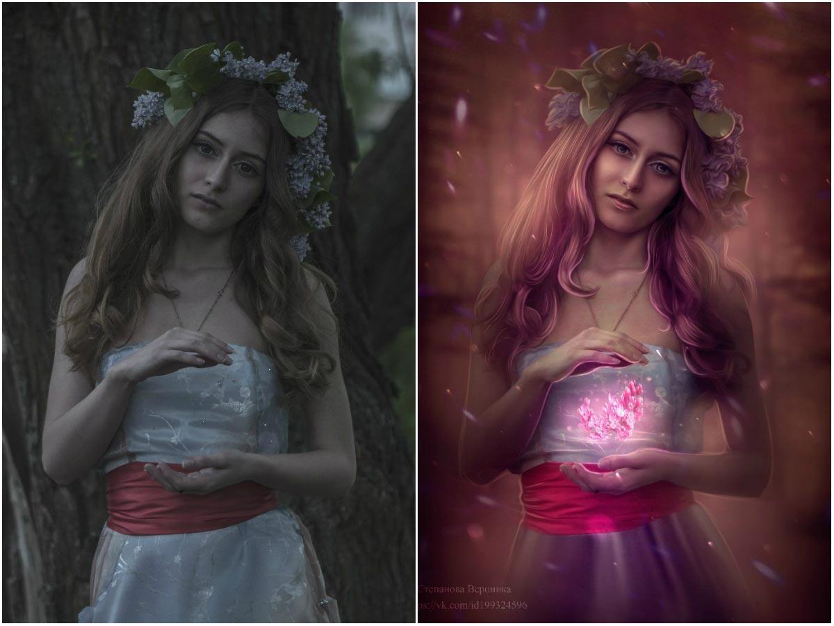 профессиональная обработка фотографий аватан генетическая