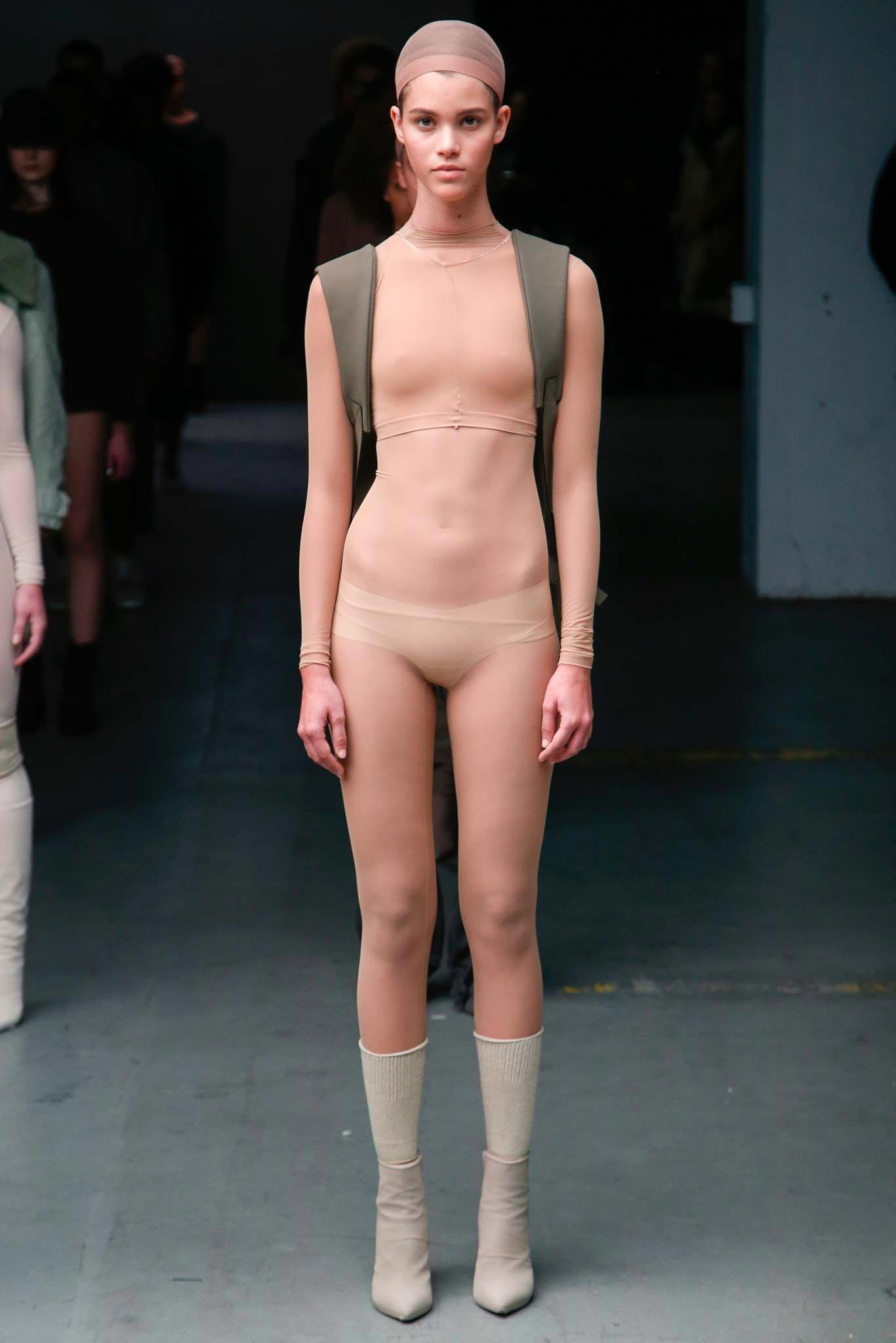 Русская Обнаженная Мода