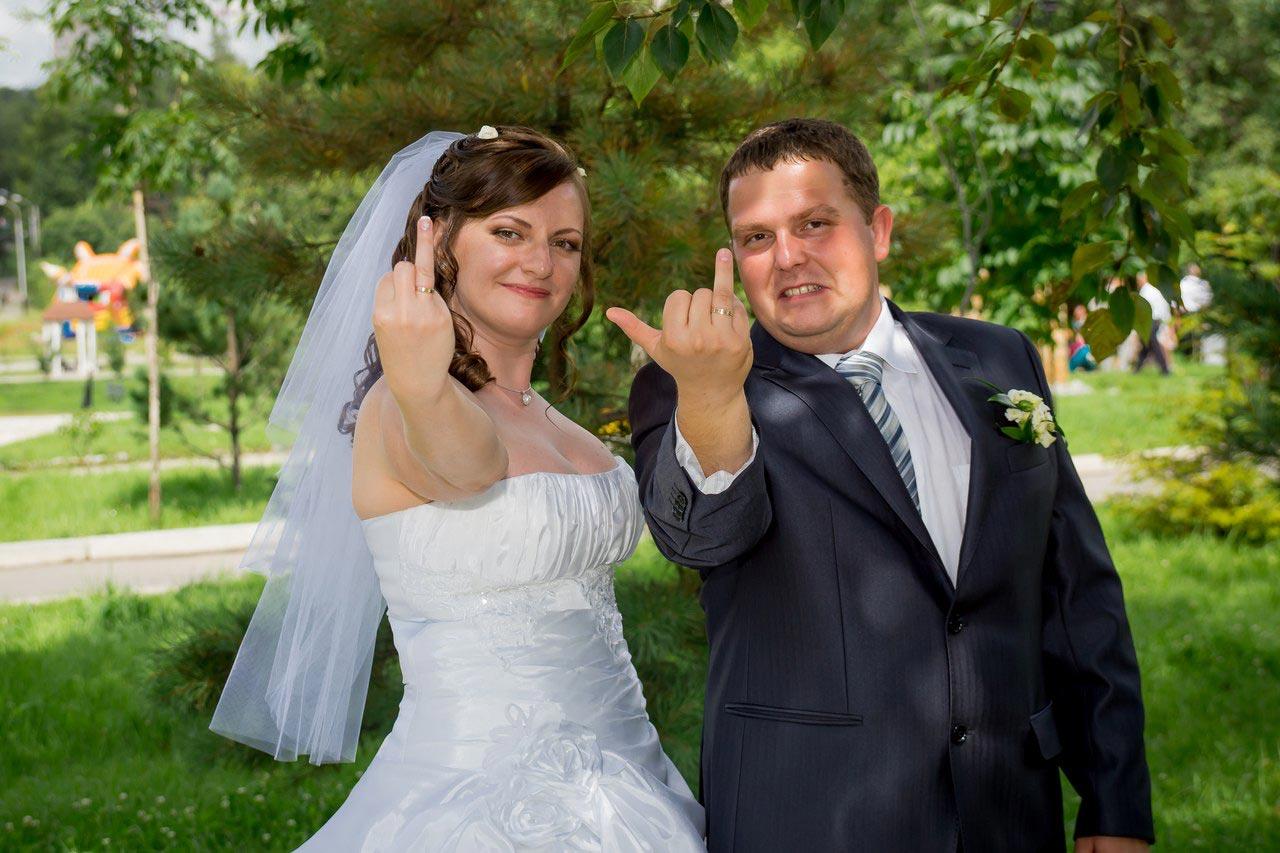 фото русских свадеб вот если