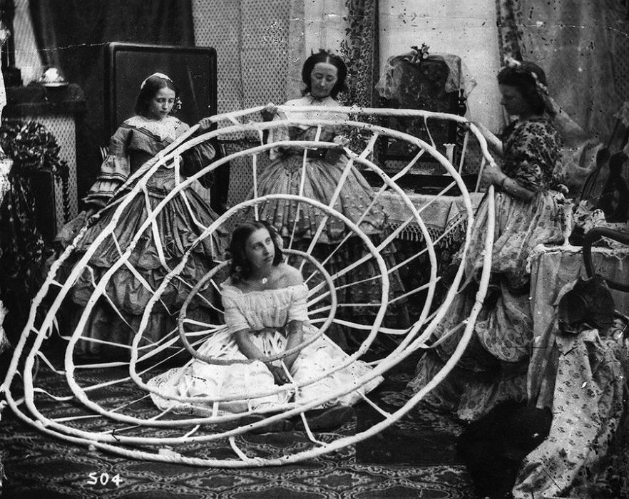 фотографии с необычной историей пропорции