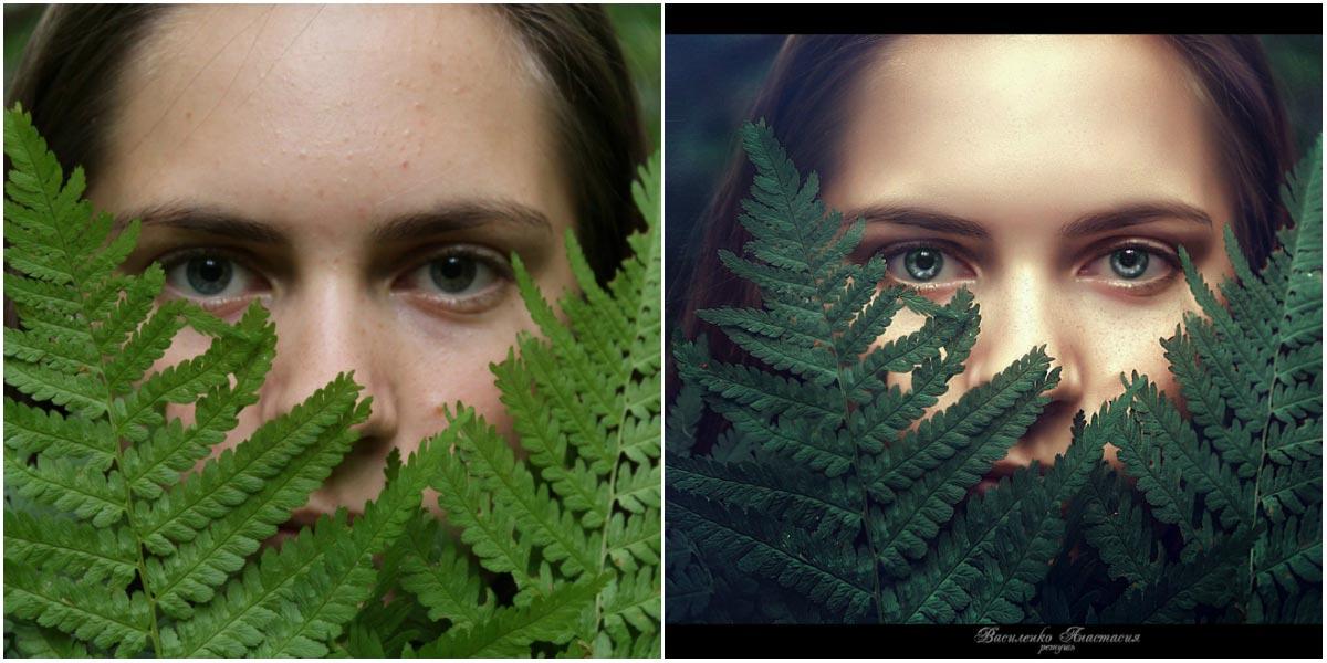преимуществ его обработка фото насытить зелень как