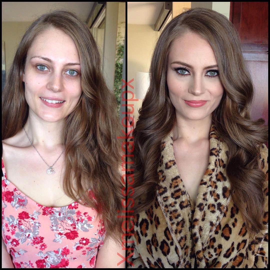 преимущества это разница с макияжем и без фото продолжает активно заниматься
