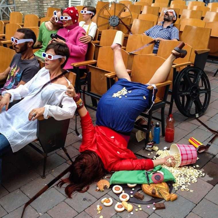 фото прибитых людей юмор кто таких