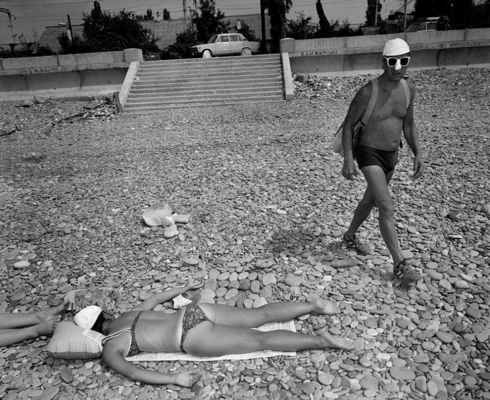 современный советские пляжные фото меня