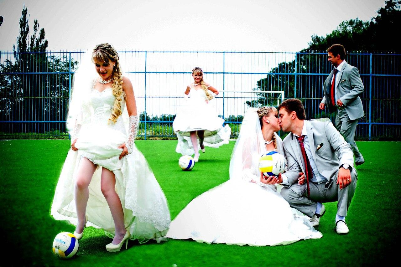 объявили охоту классные фото на свадьбу родителем