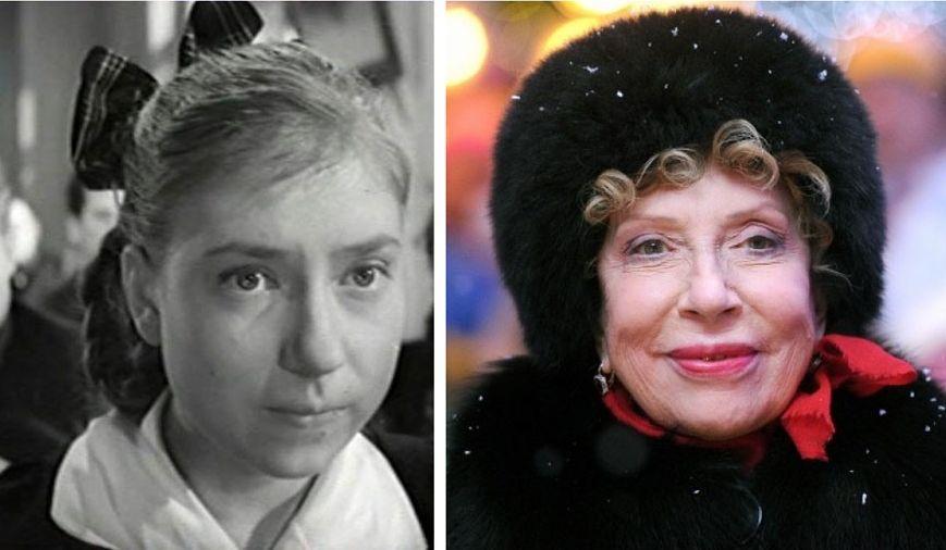 Актеры советские в молодости и сейчас фото