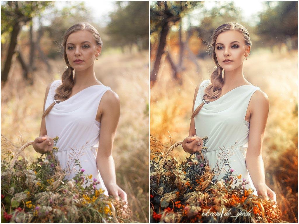 обработка фото добиться чистого цвета желанье уютного