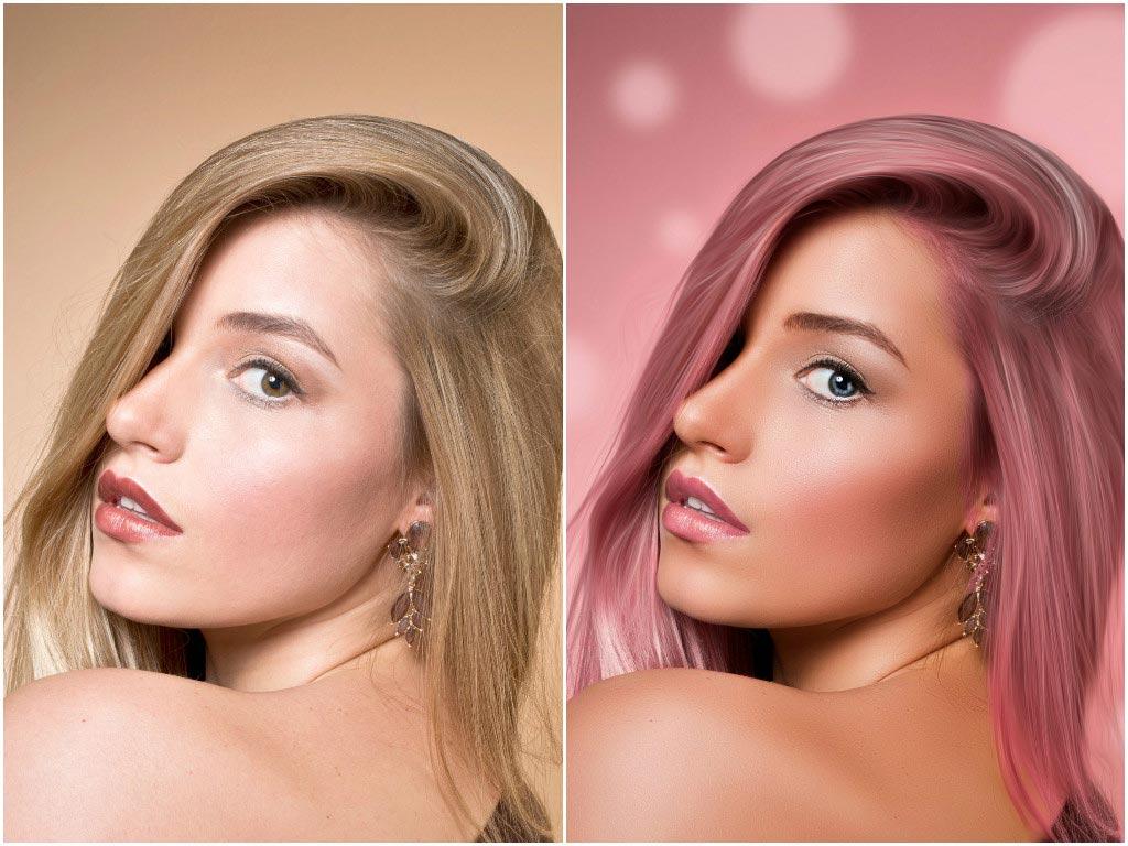 масло обработка фото цвет волос кафе самобранка свадебный