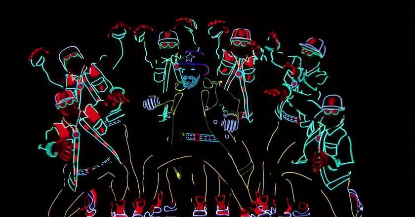 Light Balance America's Got Talent, украинские танцоры Light Balance