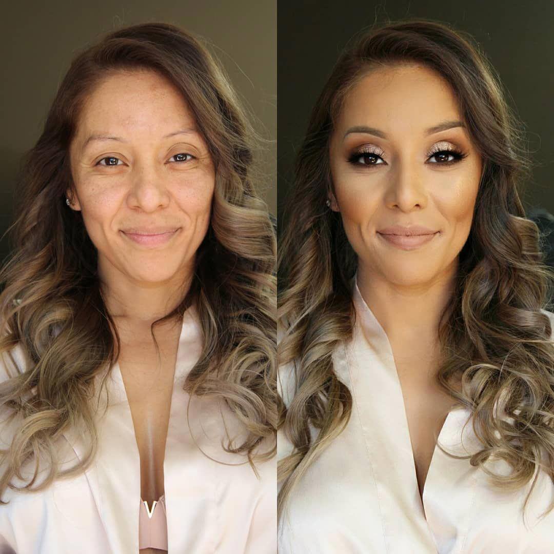 выступает преображение до и после макияжа фото африканские