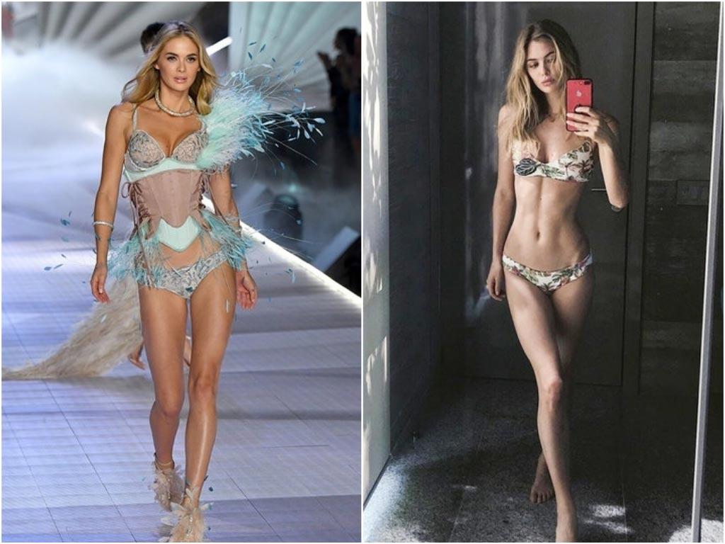 модели виктории сикрет в жизни фото моды