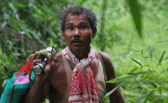 Джадев Пайенг, лесник из Индии, 36 лет сажал деревья