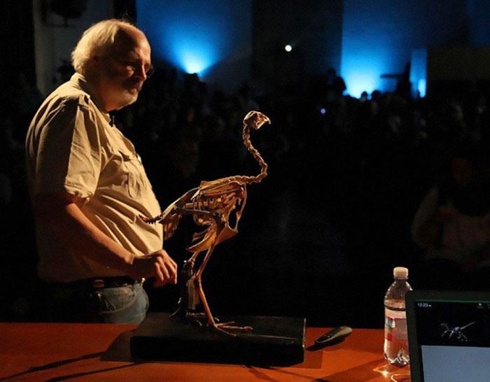 Джек Хорнер Парк юрского периода, палеонтолог Джек Хорнер