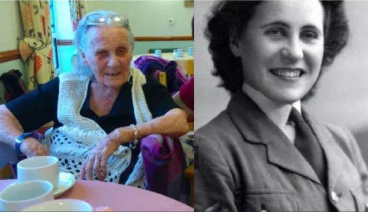 Джой Эндрю, бабушка вылечилась от covid-19, бабушка вылечилась от коронавируса