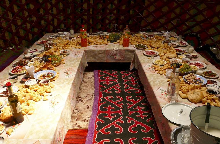 национальные особенности киргизии, всё о киргизии